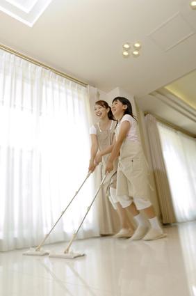 Hledám paní na úklid domácností